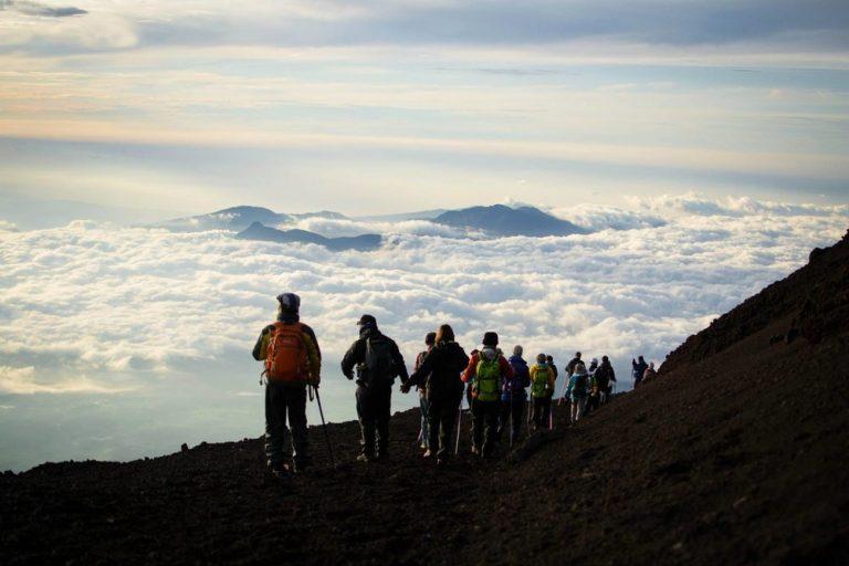 A wise man will climb Mt Fuji once; a fool will climb Mt Fuji twice-1