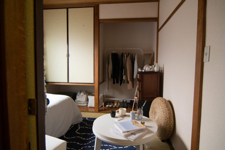 SNIPPETS OF MY 10M WASHITSU BEDROOM-1